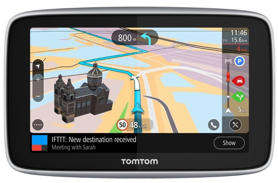 Korting Tomtom GO Premium 5 World autonavigatie