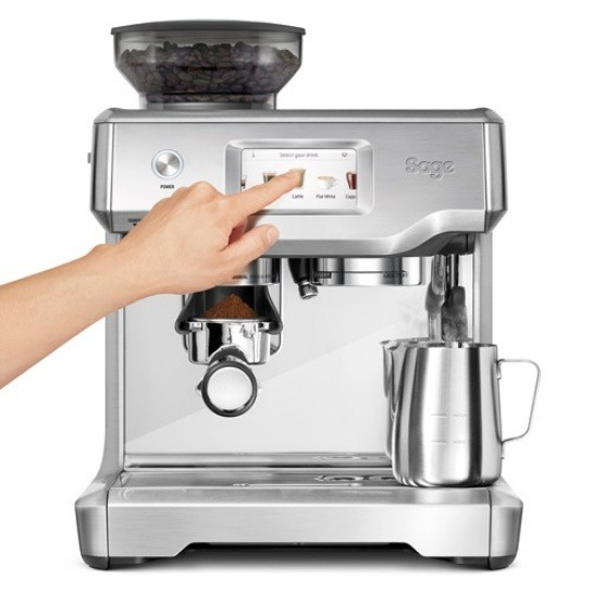 Sage espresso apparaat THE BARISTA TOUCH STAINLESS STEEL