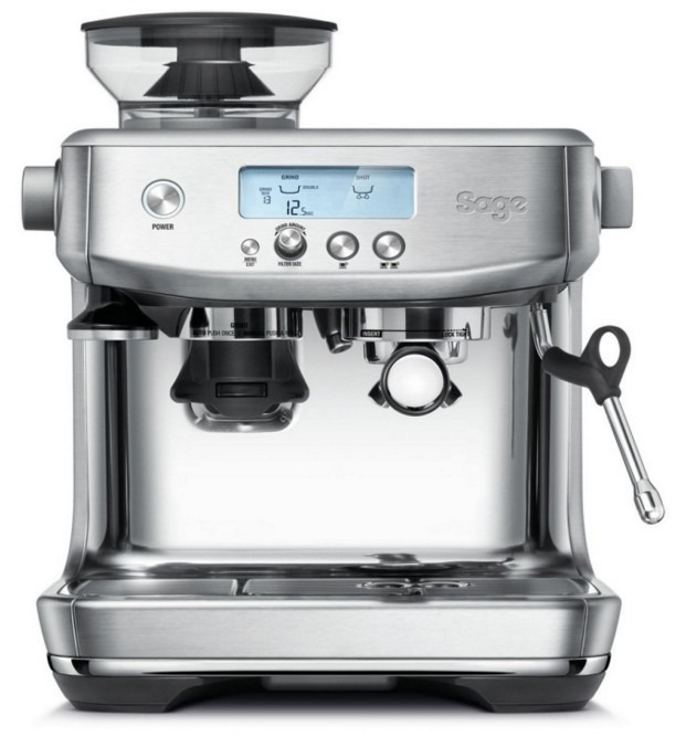 Sage espresso apparaat THE BARISTA PRO STAINLESS STEEL