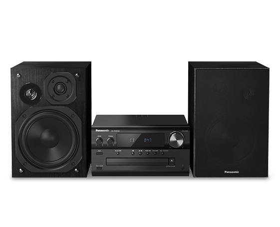 Panasonic stereo set SC PMX94EG K