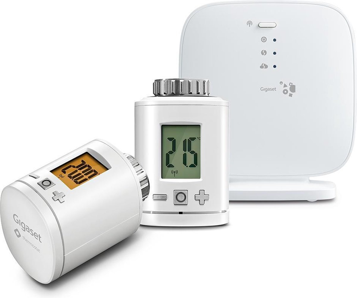Gigaset Smart Thermostaat startpakket Smart home accessoire