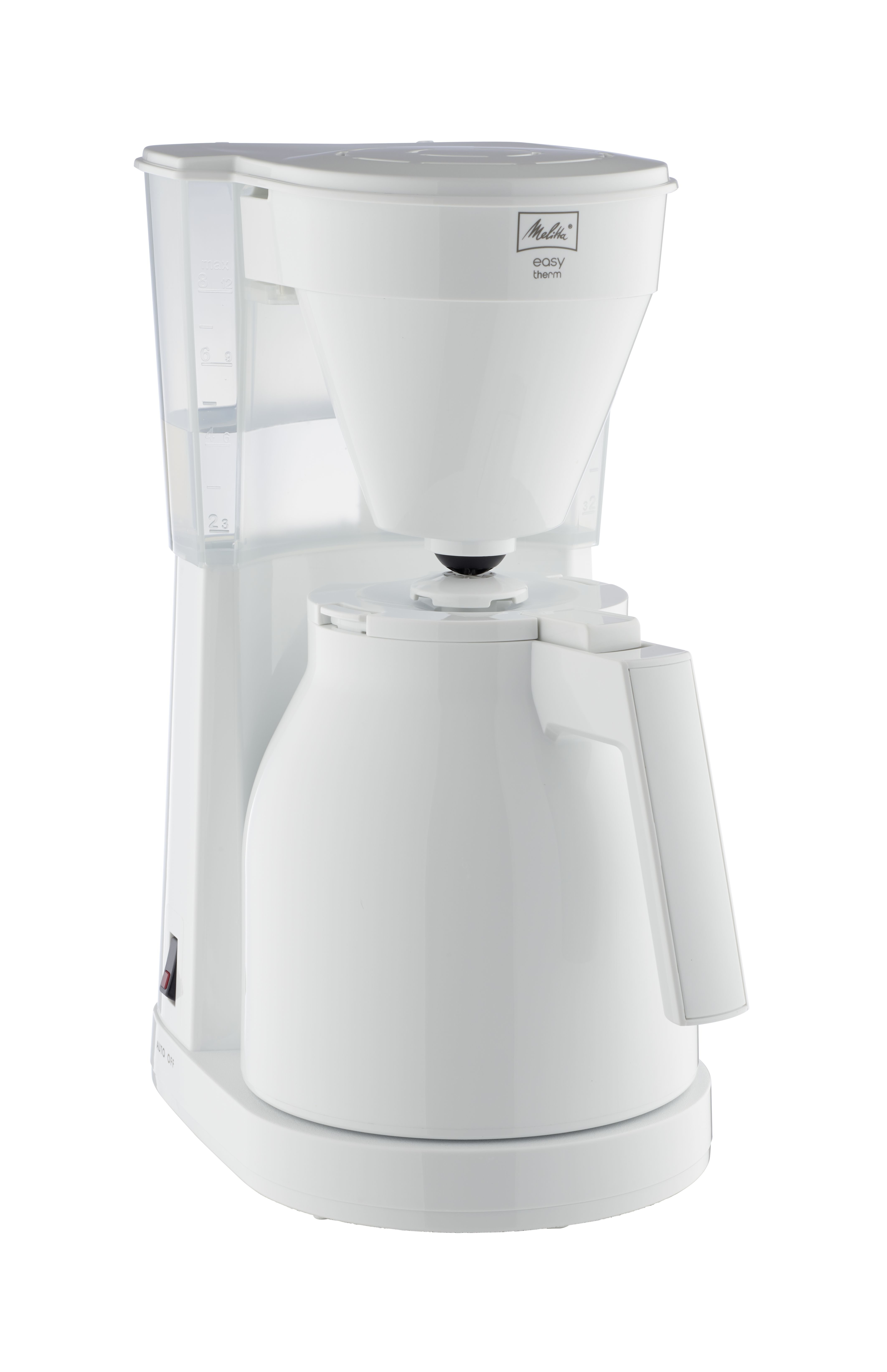 Melitta koffiefilter apparaat EASY II THERM 1023-05 wit