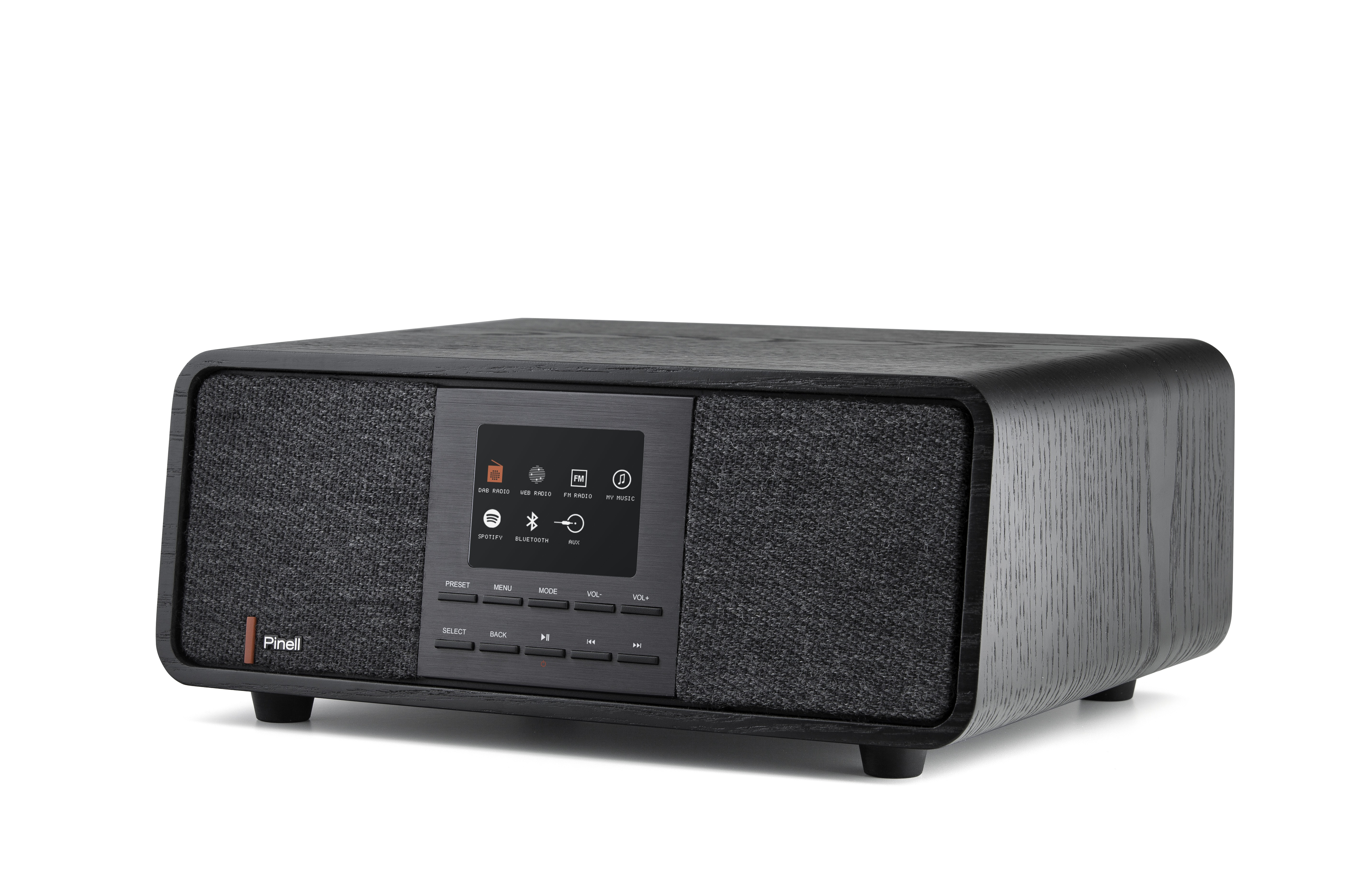 Pinell Supersound 501 dab radio
