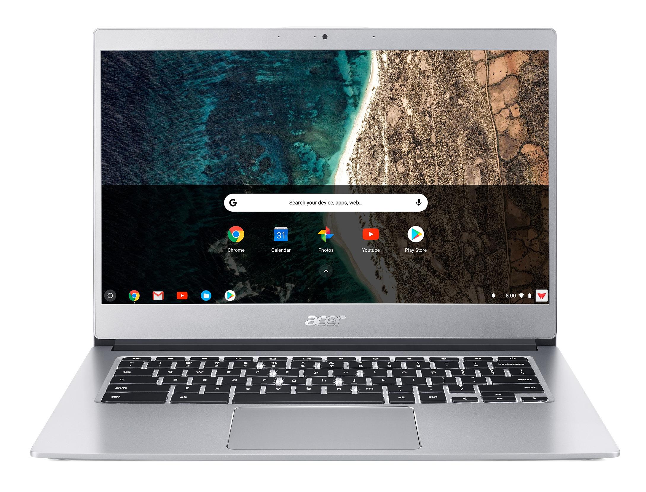 Korting Acer Chromebook 14 CB514 1H C7ZL chromebook