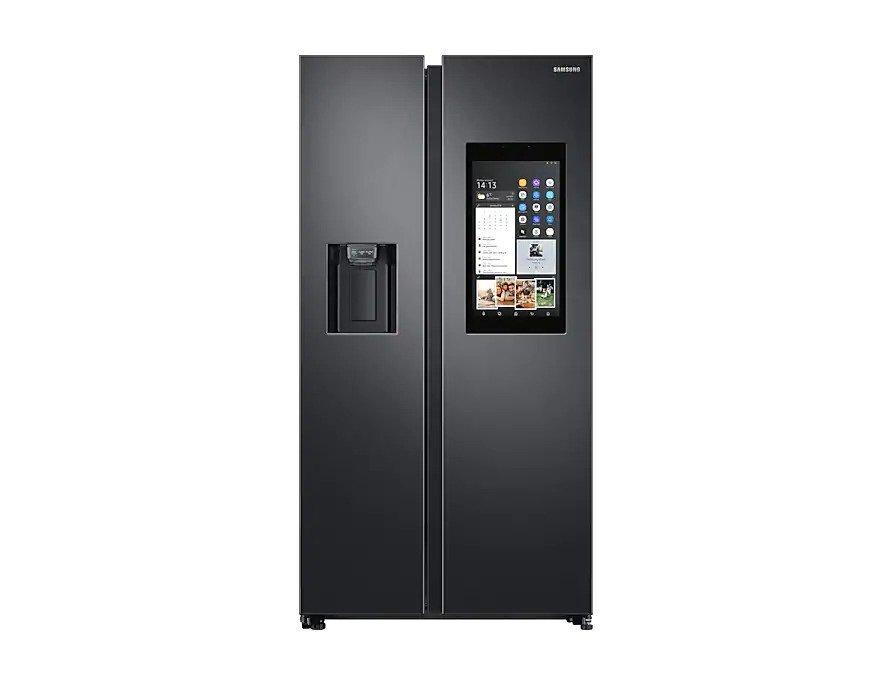 Samsung amerikaanse koelkast RS68N8941B1EF Family Hub zwart - Prijsvergelijk