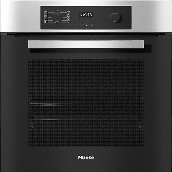 Miele H 2265-1 B Inbouw oven Aluminium