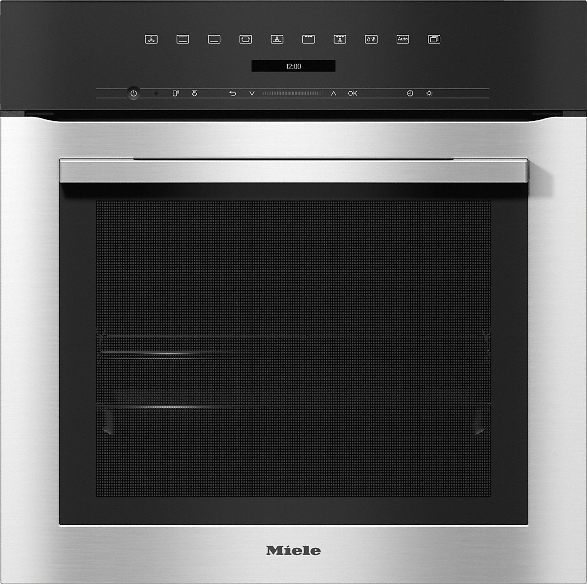 Miele H 7164 B Inbouw oven Aluminium