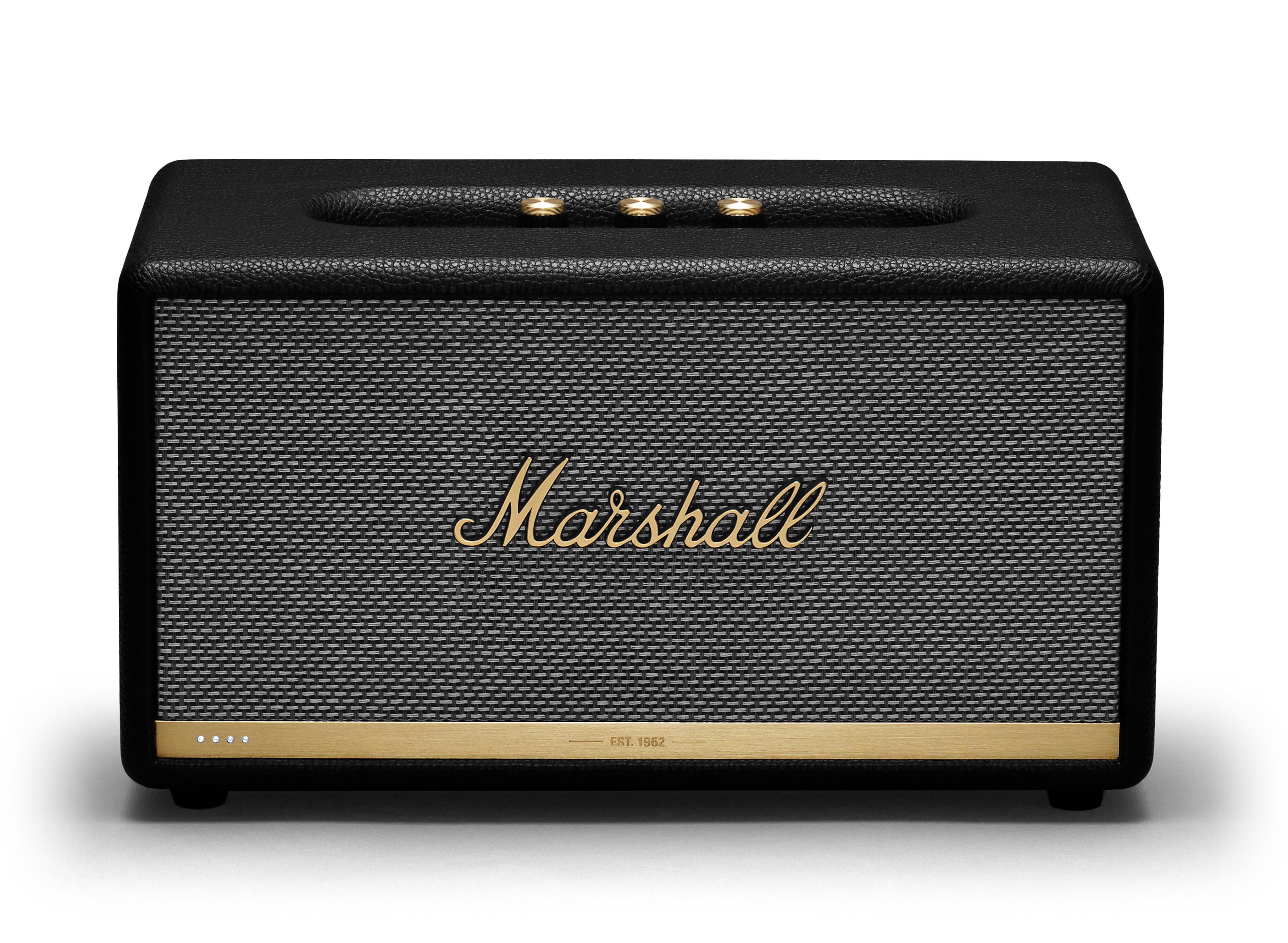 Foto van Marshall Stanmore II Google Voice-speaker Wifi speaker