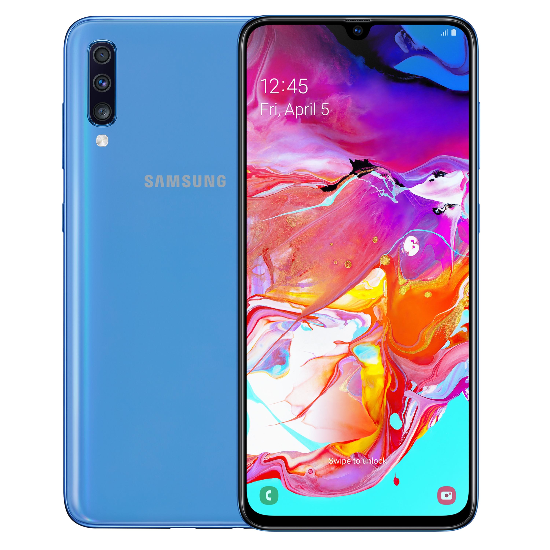 Samsung smartphone Galaxy A70 128GB blauw