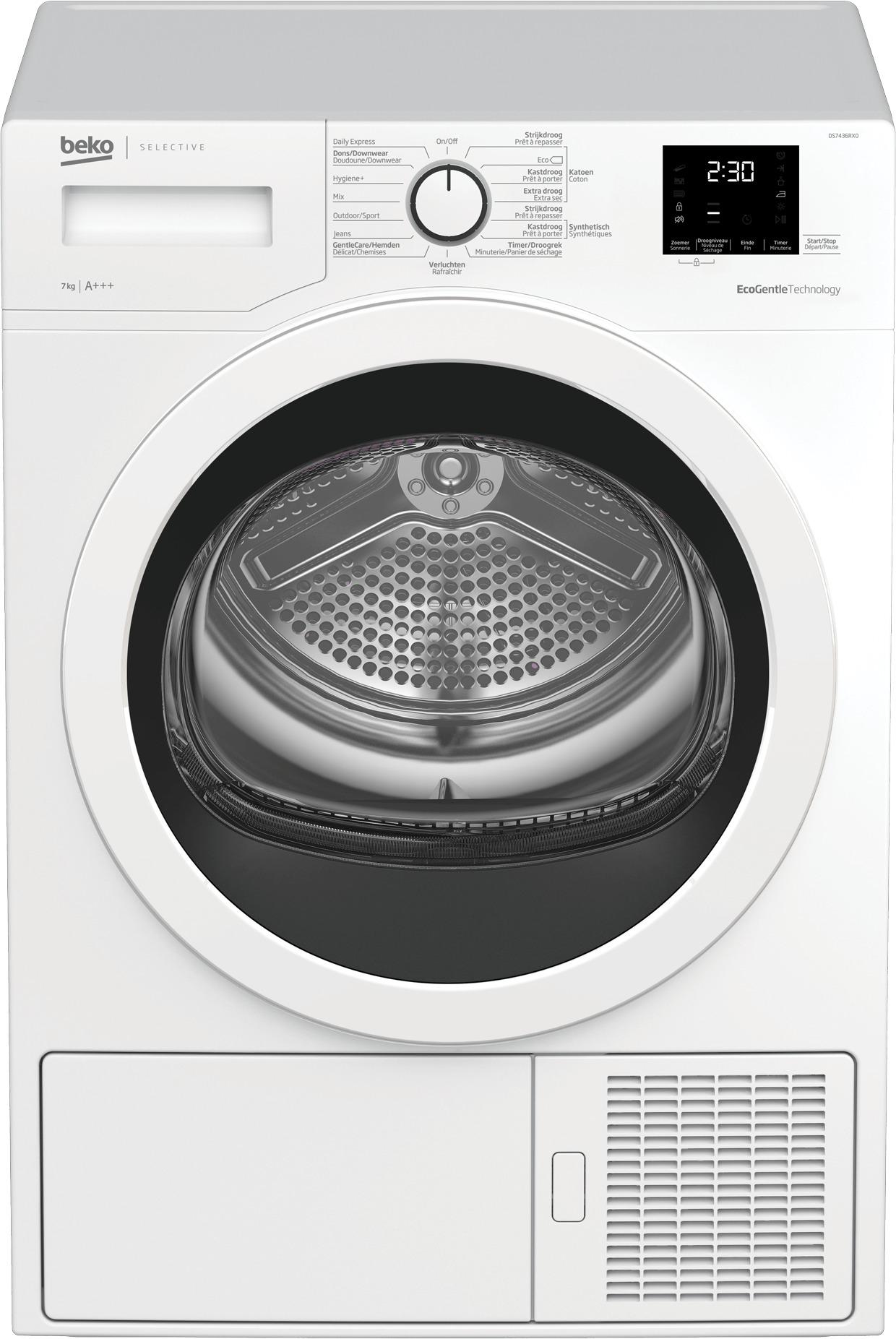Beko DS7436RX0 warmtepompdroger