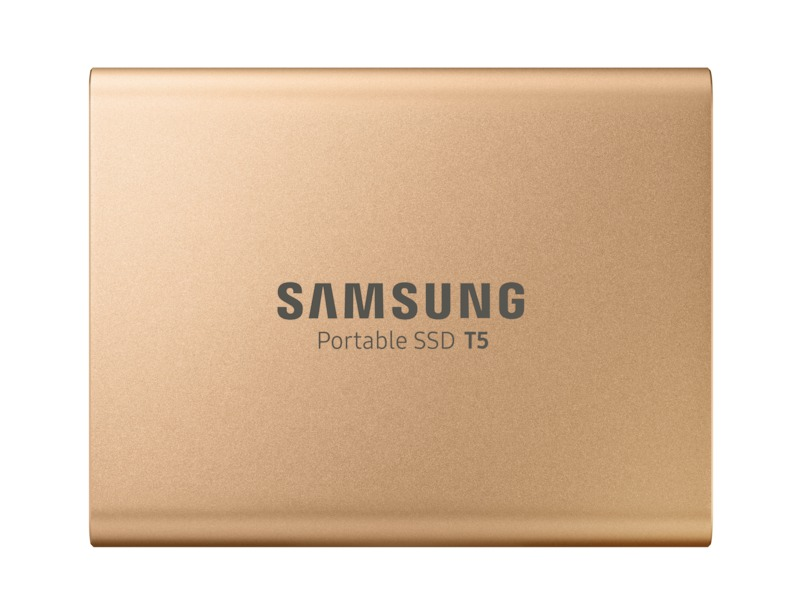 Korting Samsung Portable SSD T5 500GB externe ssd