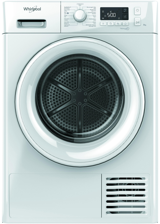 Korting Whirlpool FTBE M11 8X2 warmtepompdroger
