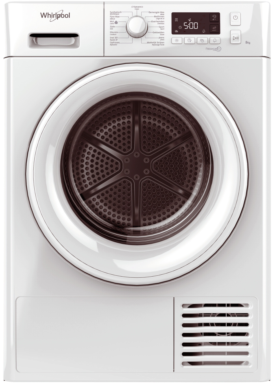 Whirlpool FTBE M11 8X2 Warmtepompdroger Wit