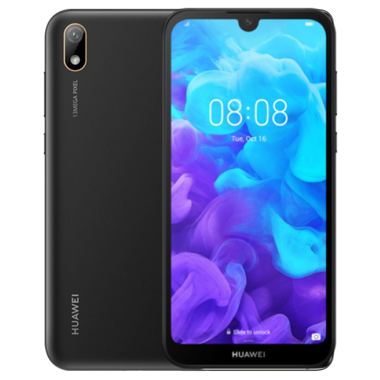 Huawei smartphone Y5 2019 zwart