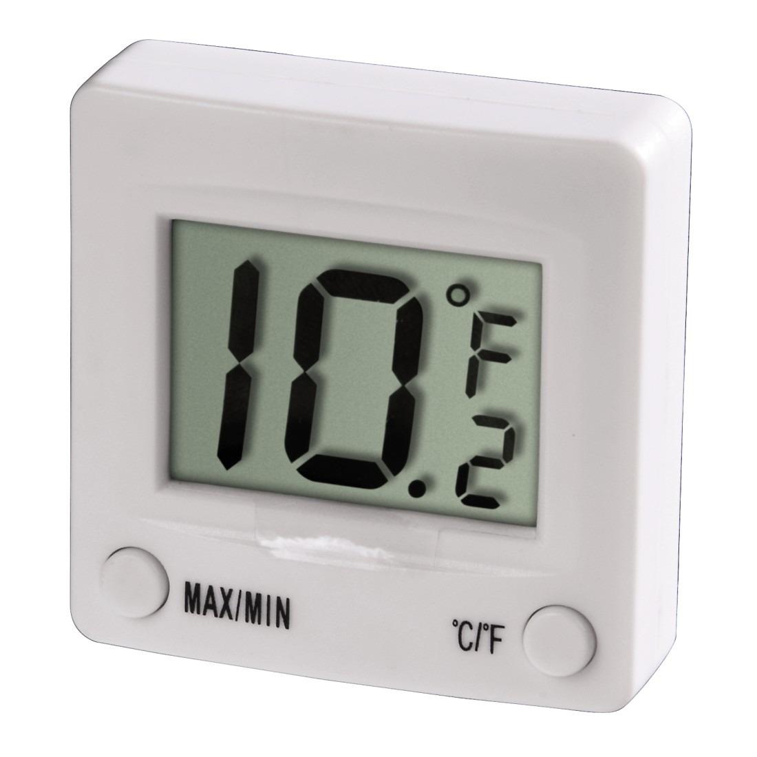 Xavax koelkast accessoire Koelkast diepvries thermometer digitaal