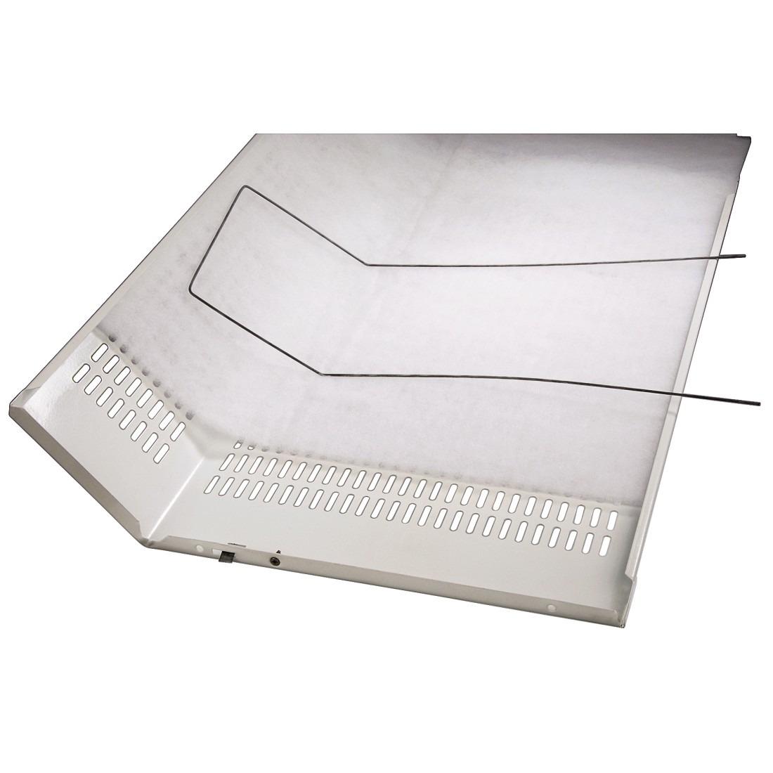 Korting Xavax Vet koolstoffilter vr dampkap fleece 2 st 47x57cm koolstoffilter
