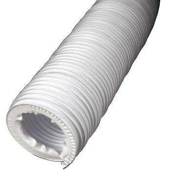 Xavax Ontluchtingsslang voor droogmachines 2m Droger accessoire Wit