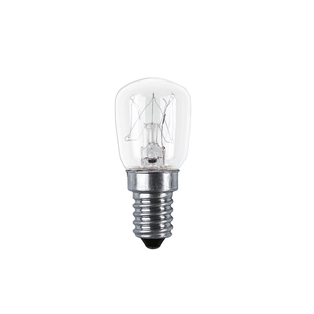 Xavax Koelkast/diepvrieslamp 25W E14 peervorm helder koelkast accessoire