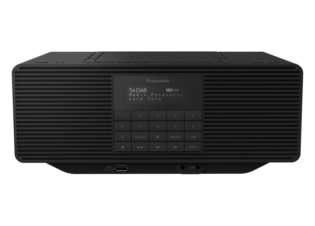 Foto van Panasonic RX-D70BT DAB radio