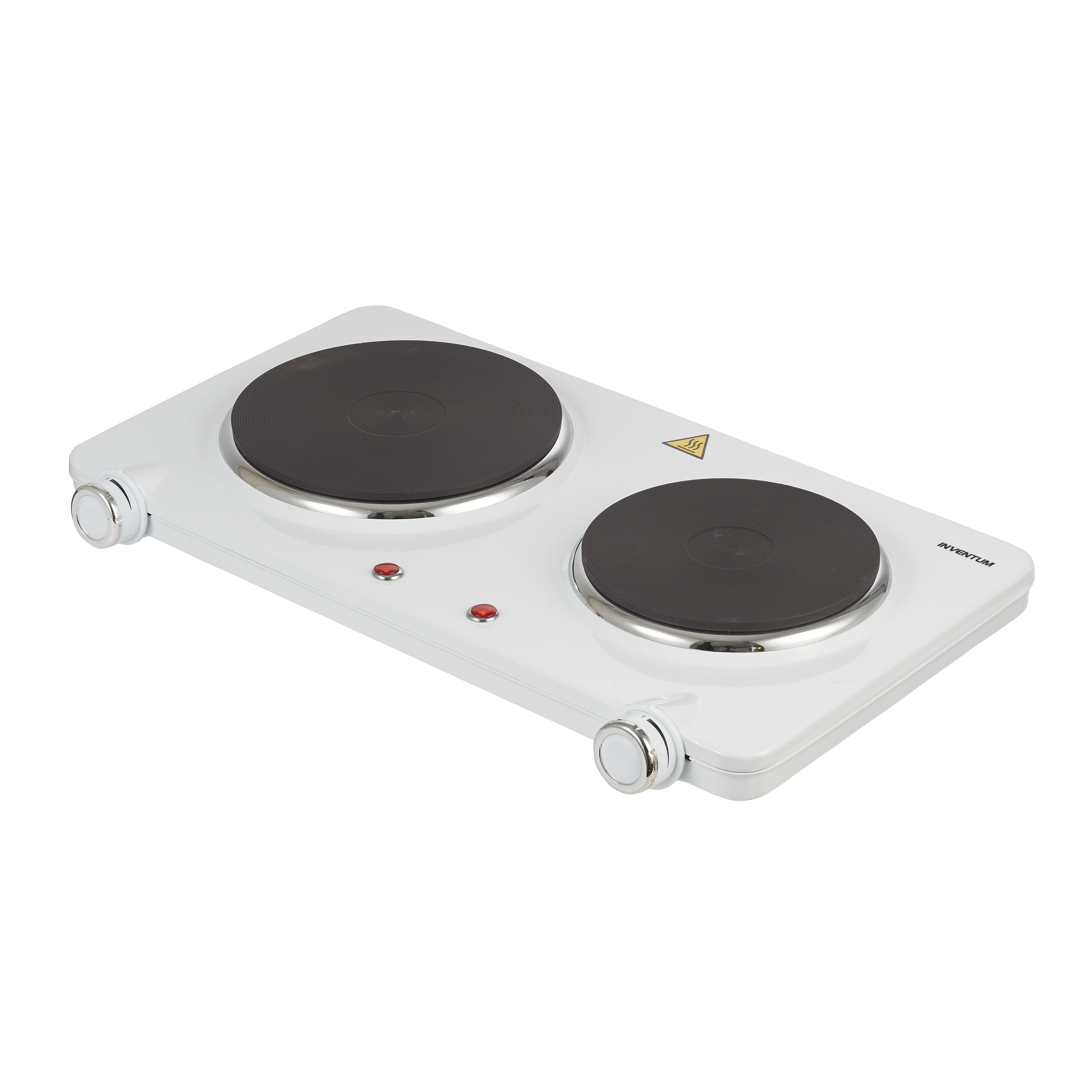 Inventum KP602W Elektrische kookplaat Wit