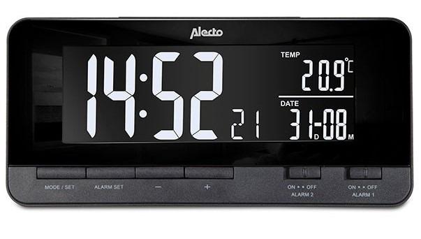 Alecto wekker radio ALECTO AK 60