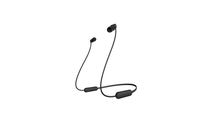 Sony WI-C200 Intraauraal Neckband Zwart