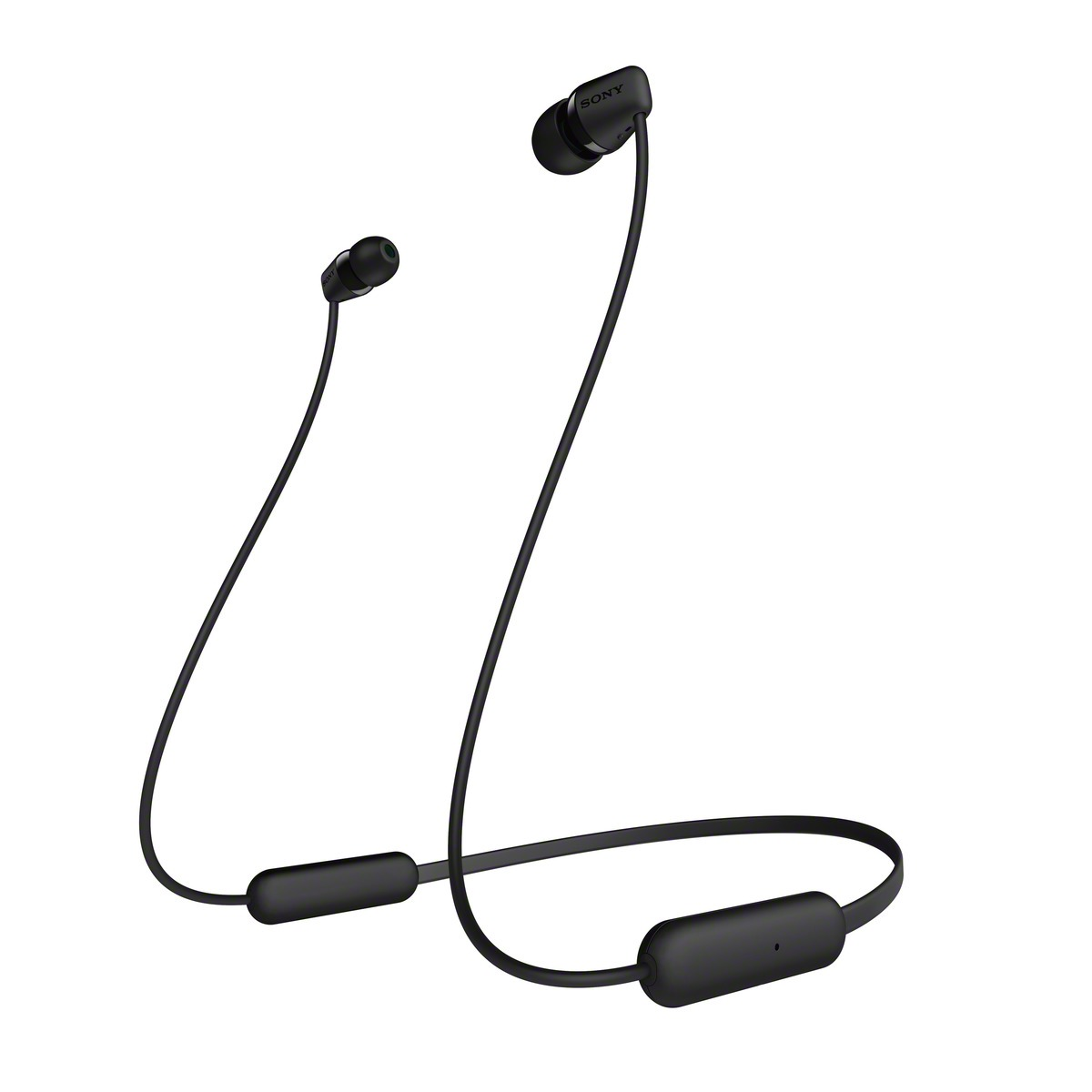 Korting Sony WI C200 In ear oordopjes