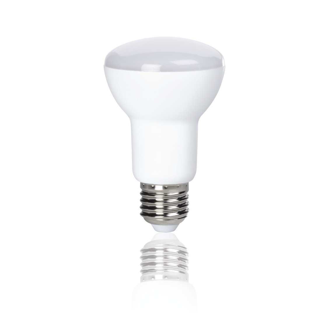 Korting Xavax Ledlamp, E27, 600lm vervangt 47W, reflectorlamp R63