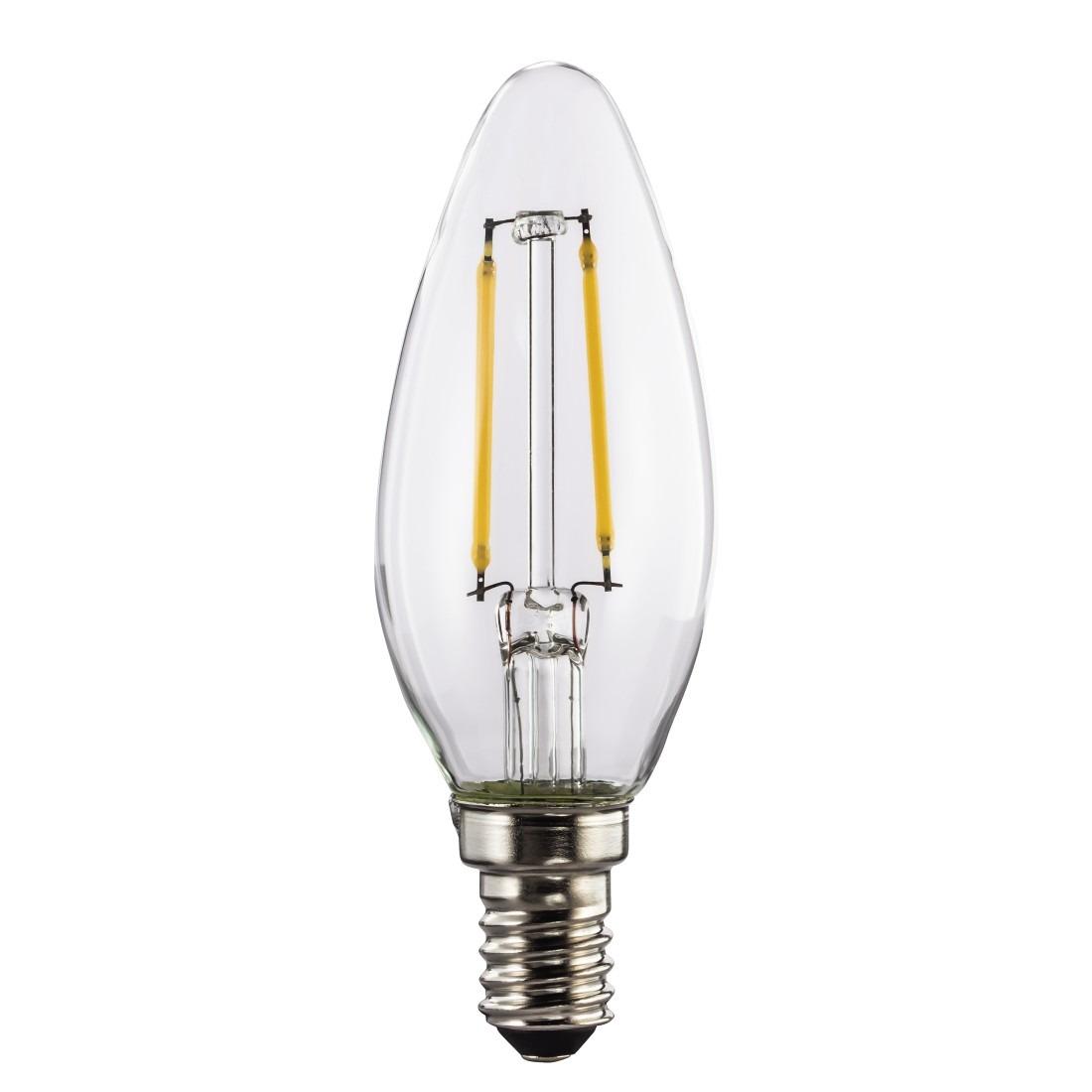 Korting Xavax Led gloeidraad, E14, 250lm vervangt 25W, kaarslamp
