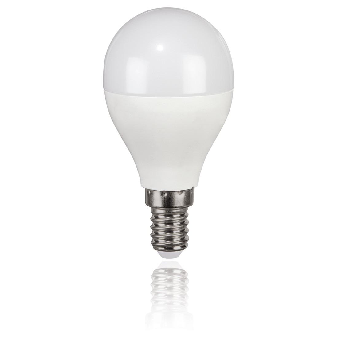 Korting Xavax LED lamp, E14, 530lm vervangt 43Watt, daglicht