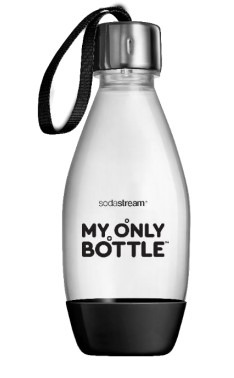 Sodastream waterkan My Only Bottle 500ML zwart