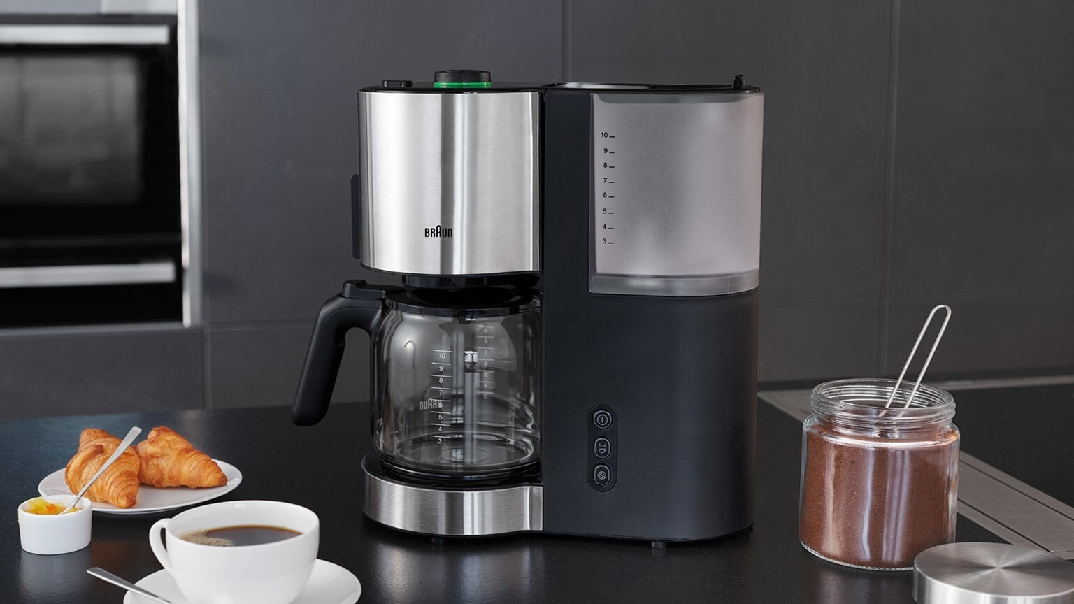 Braun KF5120 BK koffiefilter apparaat