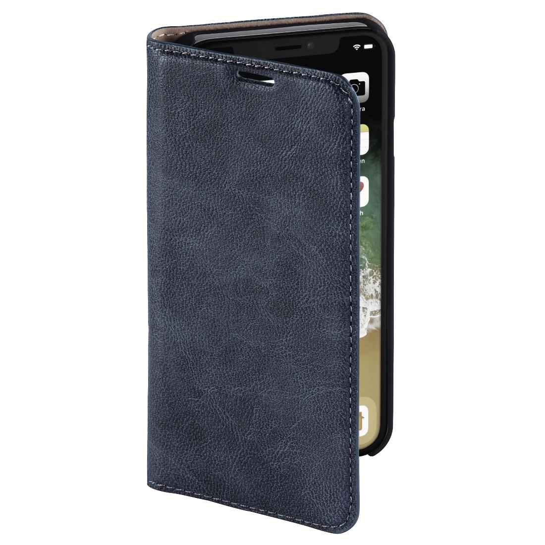 Hama telefoonhoesje Booklet guard Iphone XR blauw