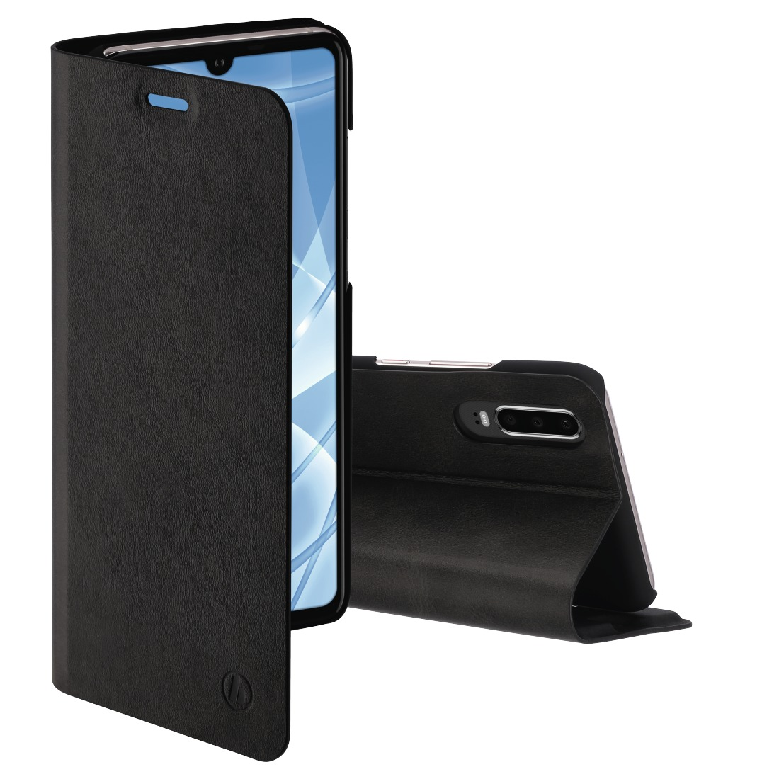 Hama telefoonhoesje Booklet guard Pro Huawei P30 zwart