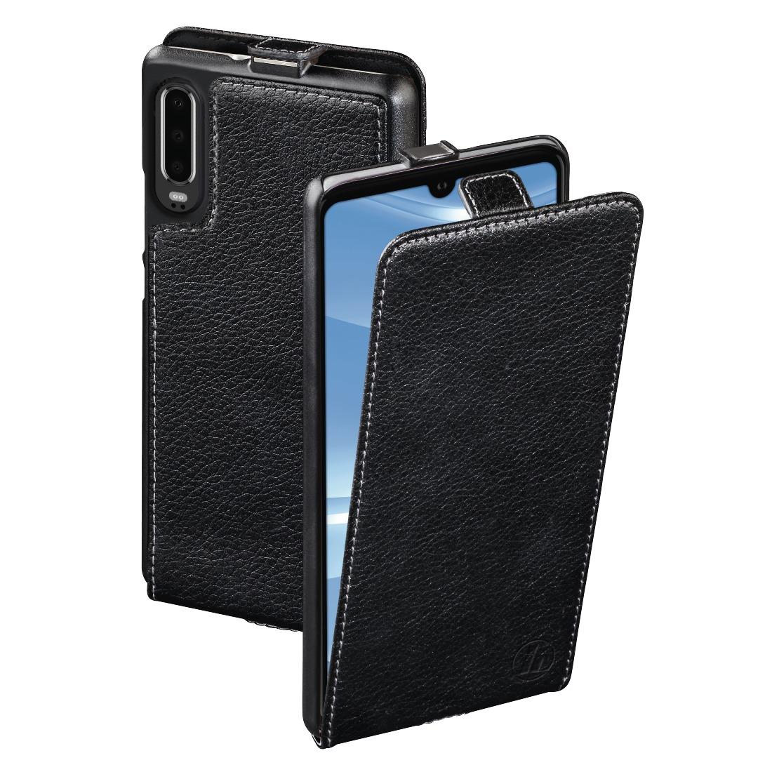 Hama telefoonhoesje Flipcase smart case Huawei P30 zwart