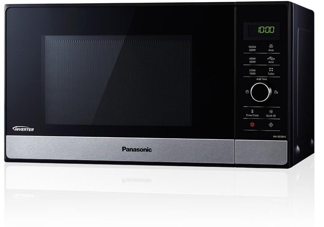 Panasonic NN-SD28HSGTG Magnetron Zwart
