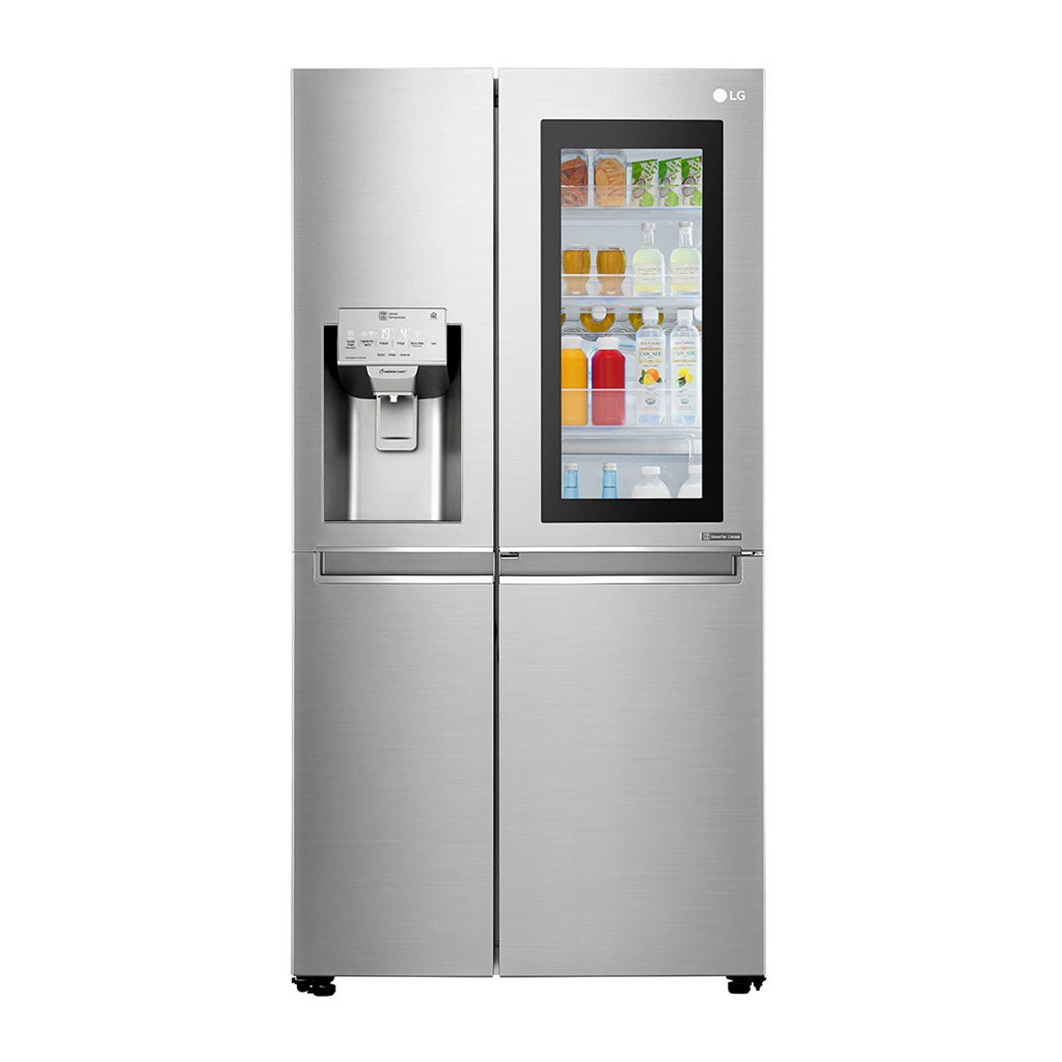 LG GSX960NSVZ Amerikaanse koelkast Aluminium