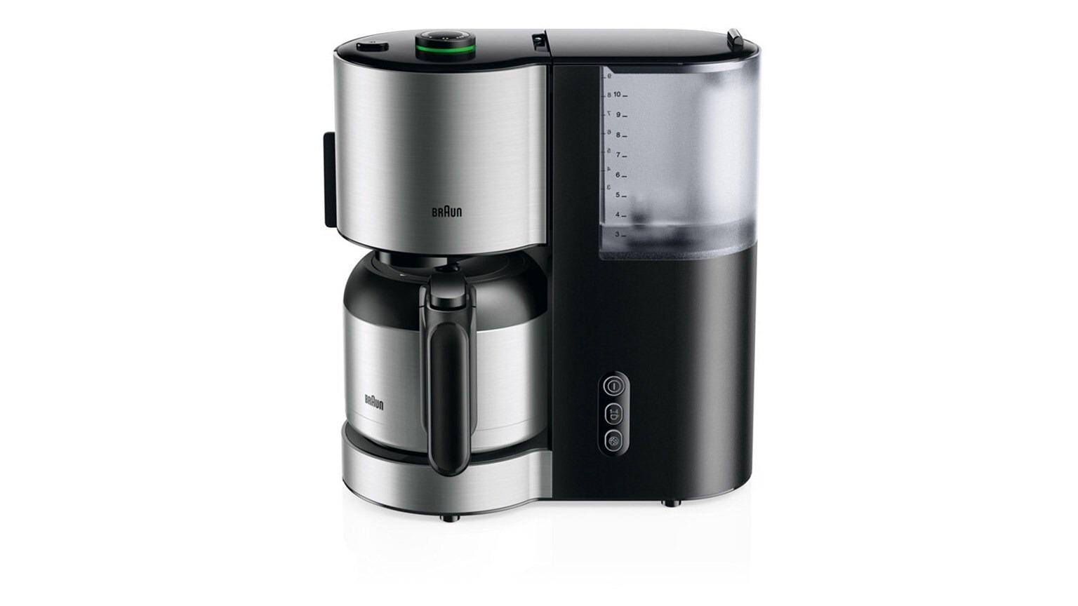 Braun KF5105 BK koffiefilter apparaat