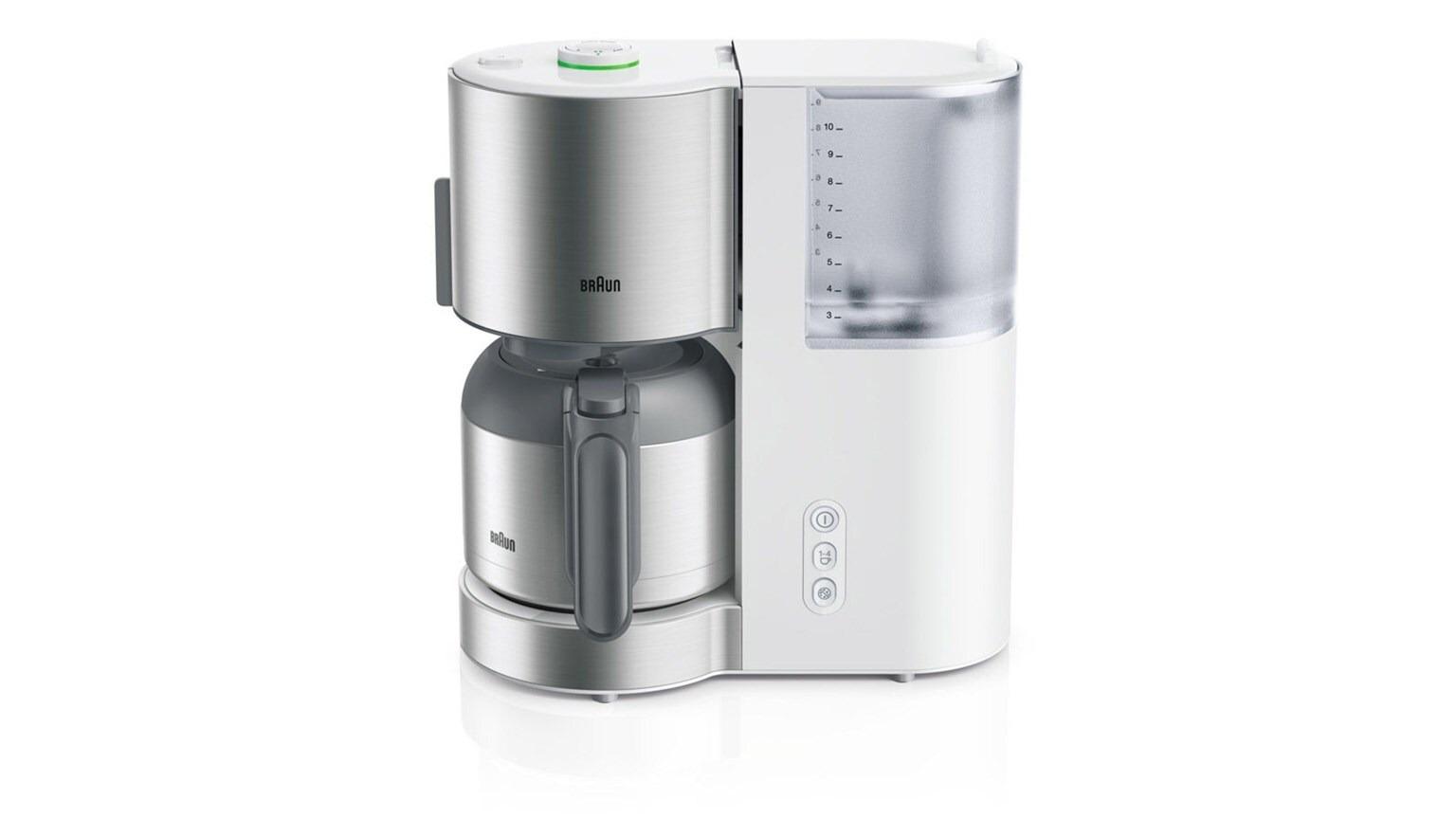 Braun KF5105 WH koffiefilter apparaat
