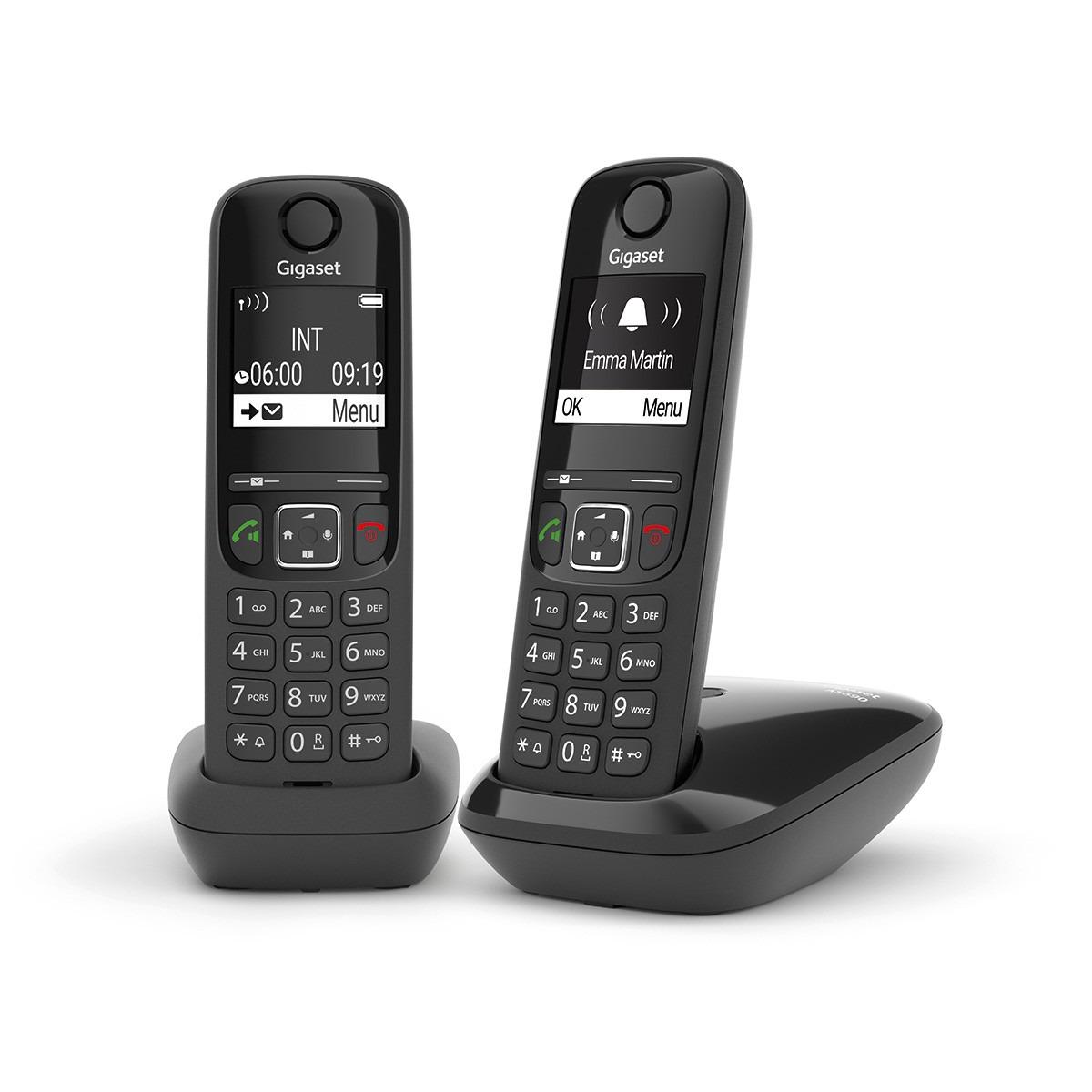 Op UrbanEssentials (wat heb je nodig in de stad?) is alles over telefoons te vinden: waaronder expert en specifiek Gigaset AS690R DUO Dect telefoon