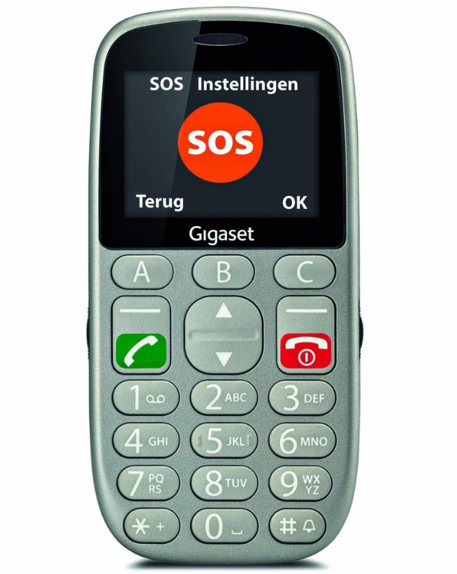 Gigaset dect telefoon GL390R-BNL kopen