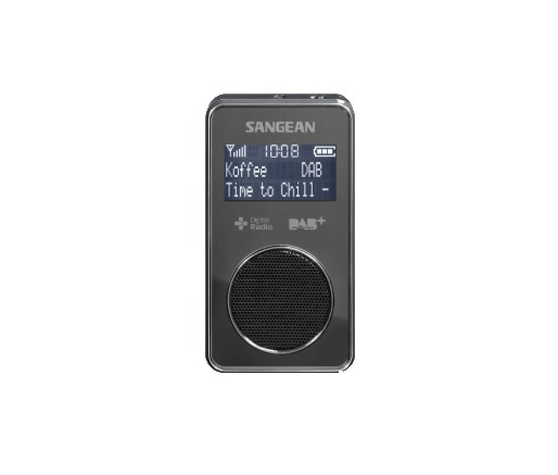 Korting Sangean DPR 35 dab radio