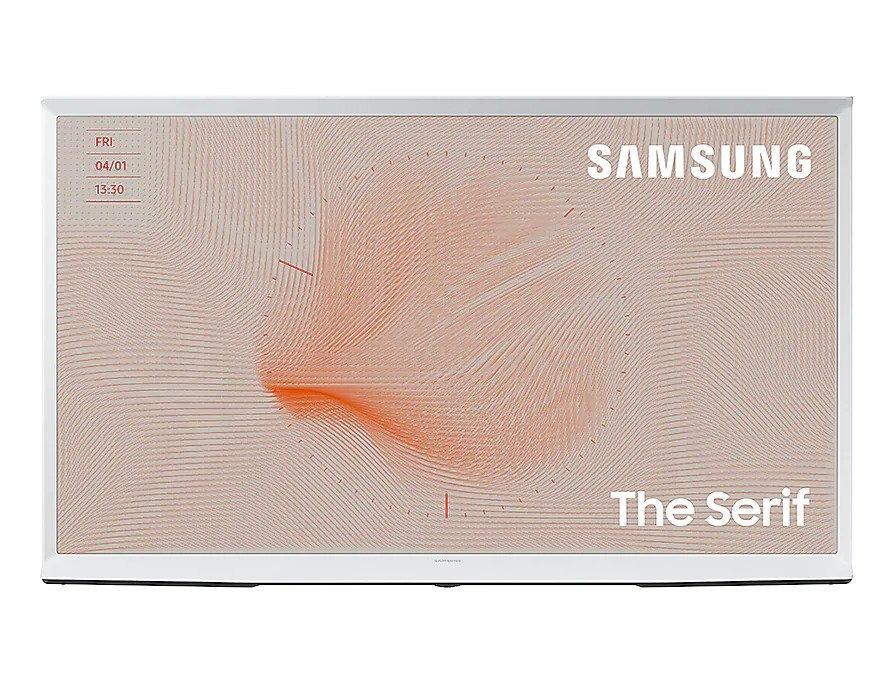 Samsung QE55LS01R The Serif Wit QLED