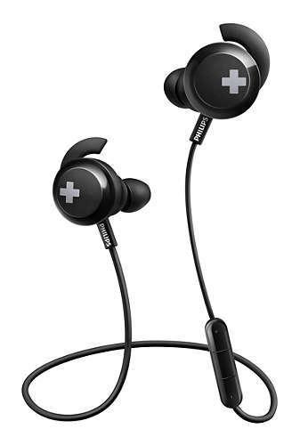 Foto van Philips SHB4305BK In-ear oordopjes