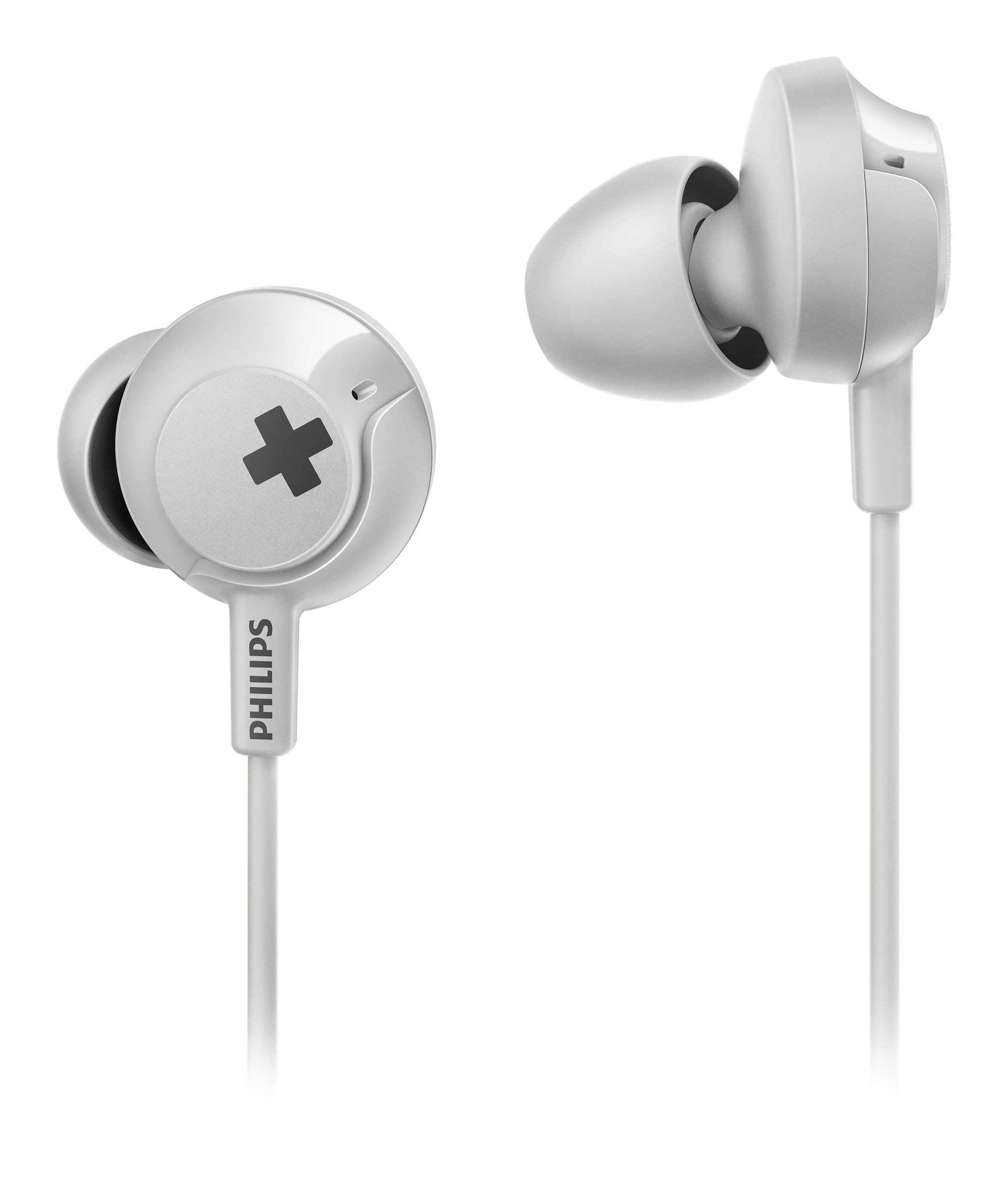 Foto van Philips SHE4305WT In-ear oordopjes