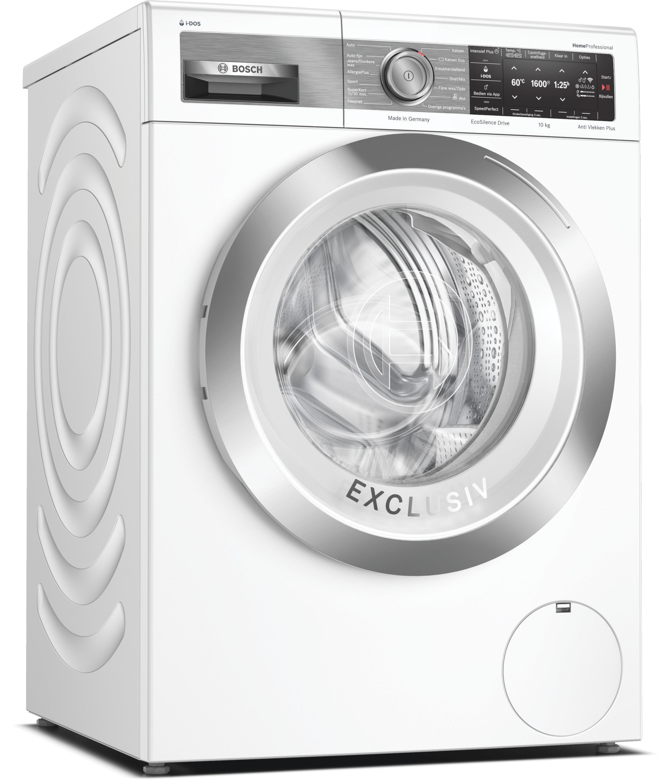 Bosch WAXH2E90NL wasmachine