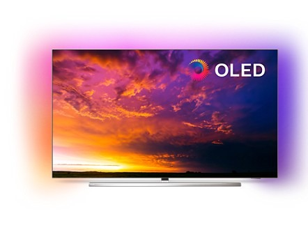 Philips 55OLED854/12 - Ambilight 55 inch OLED TV