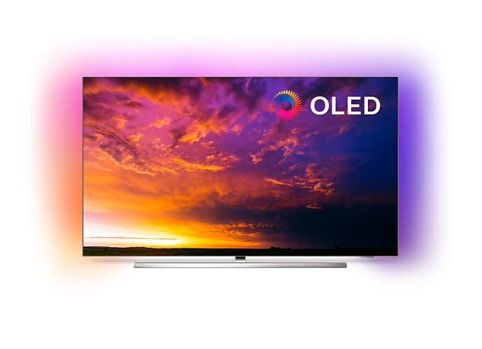 Philips 65OLED854/12 - Ambilight 65 inch OLED TV