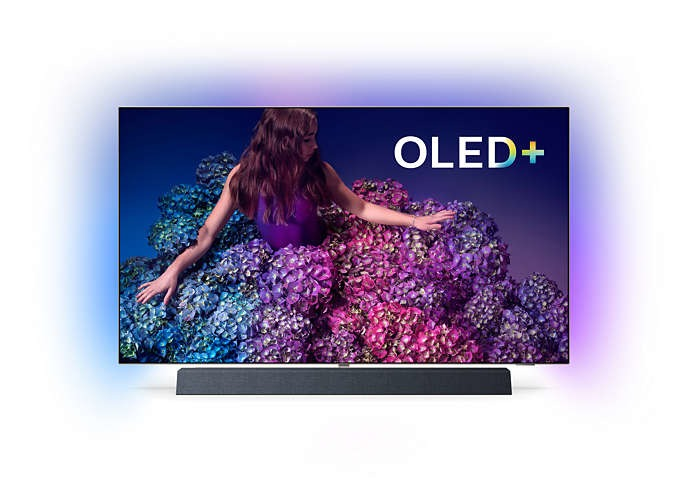 Philips 55OLED934/12 - Ambilight 55 inch OLED TV