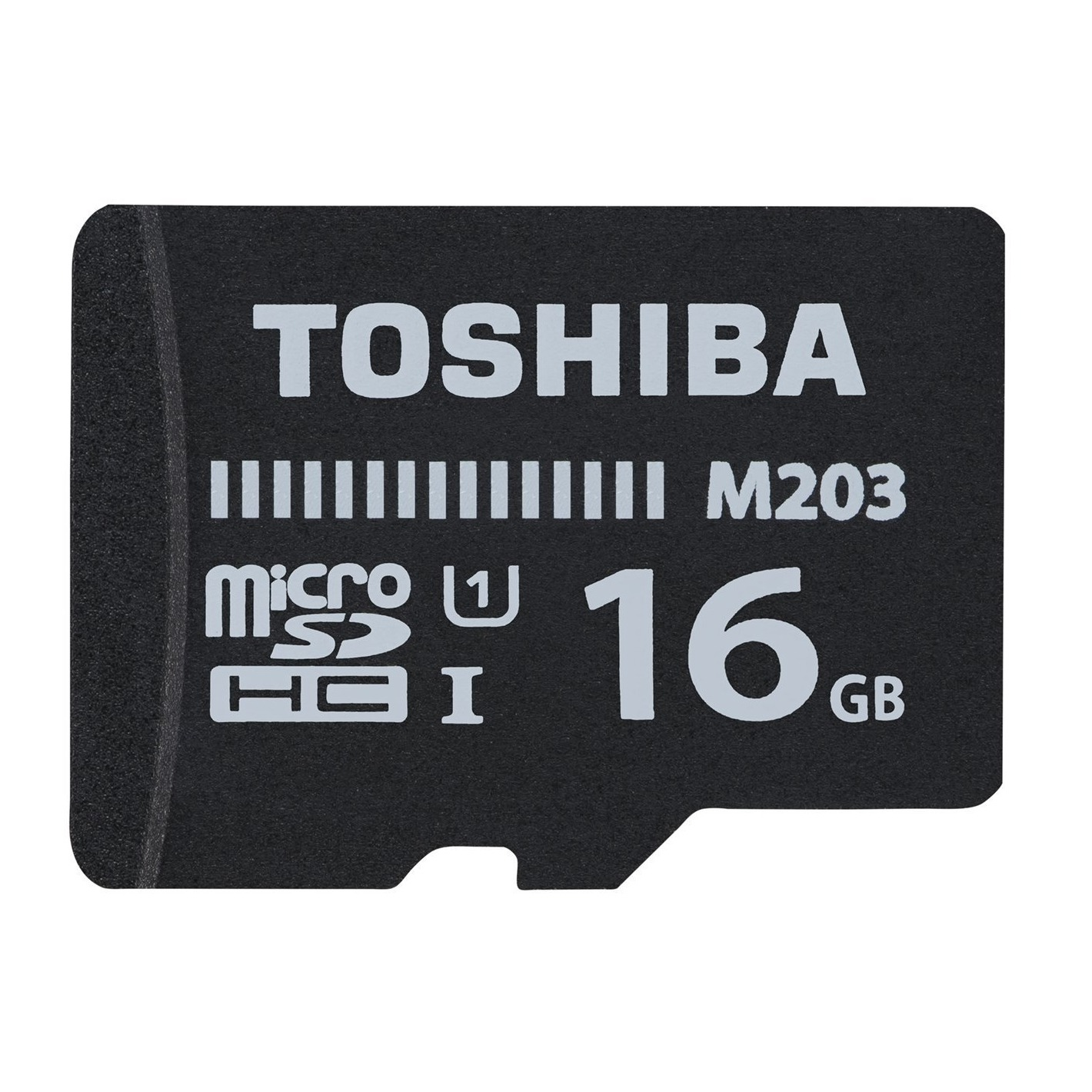 Korting Toshiba MicroSD Class 10 High Speed M203 16GB micro sd kaart